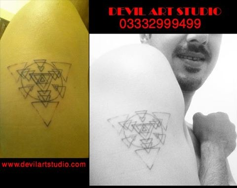 Illuminati tattoo next level